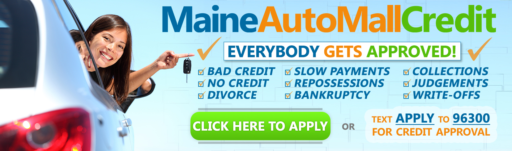 MaineAutoMall.com Credit