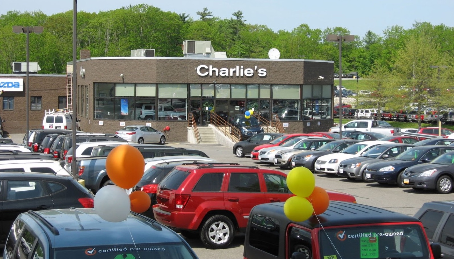Maine Auto Mall >> About Charlie S Motor Mall In Augusta Me