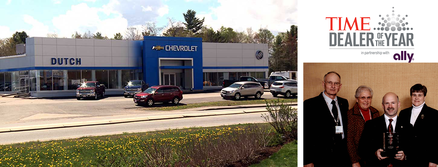 dutch chevrolet