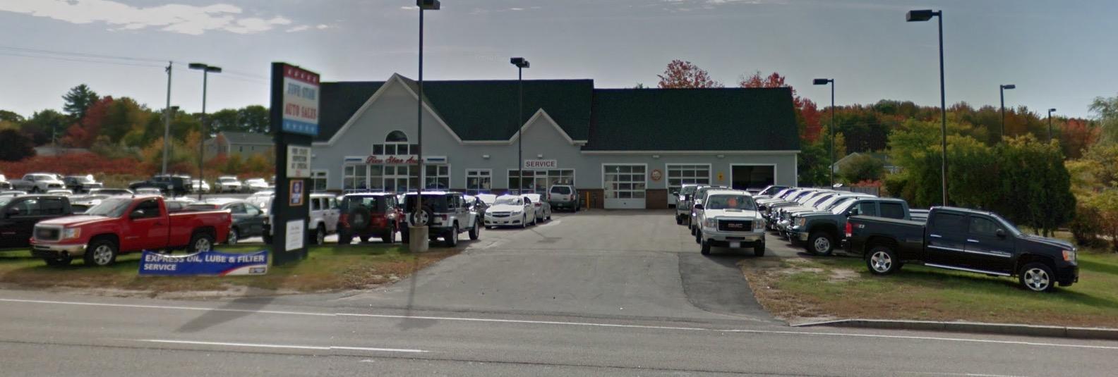 Five Star Auto >> Five Star Auto Sales Maine Auto Mall