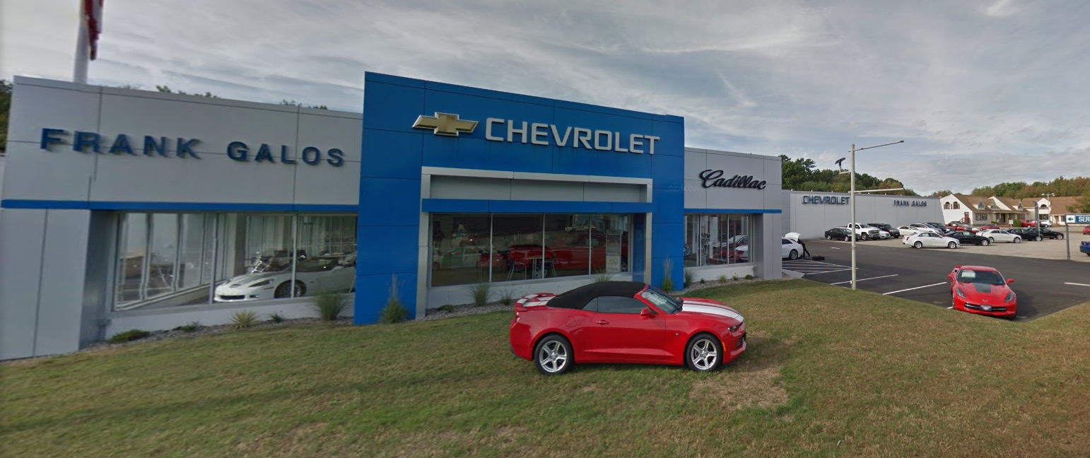 about frank galos chevrolet cadillac in saco me. Black Bedroom Furniture Sets. Home Design Ideas