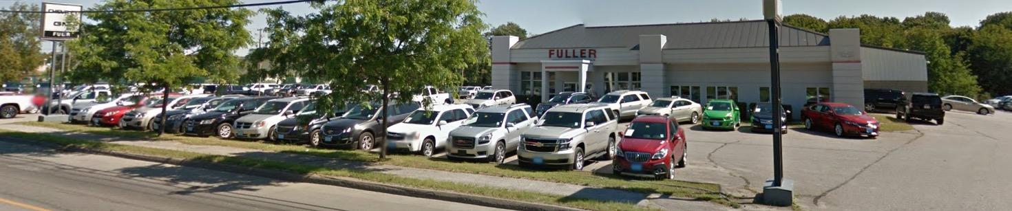 fuller auto mall