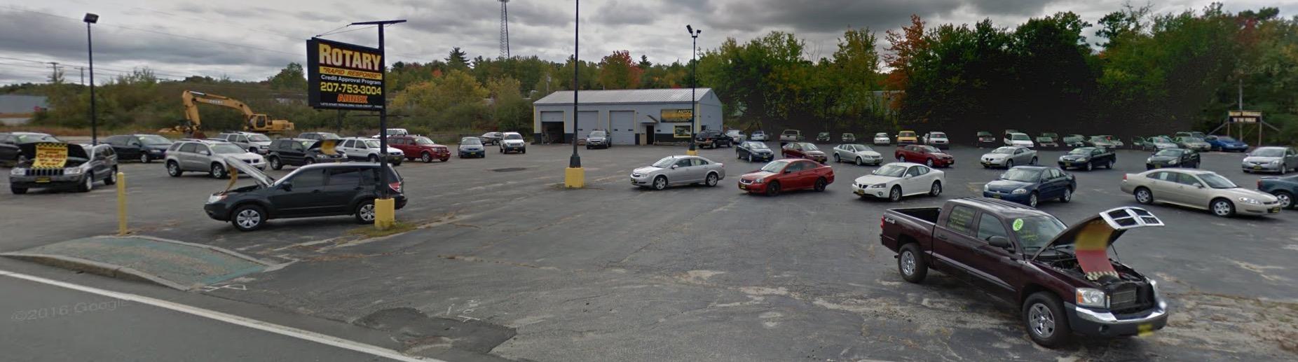 rotary auto sales maine