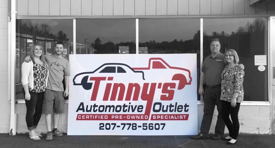 tinnys automotive outlet maine