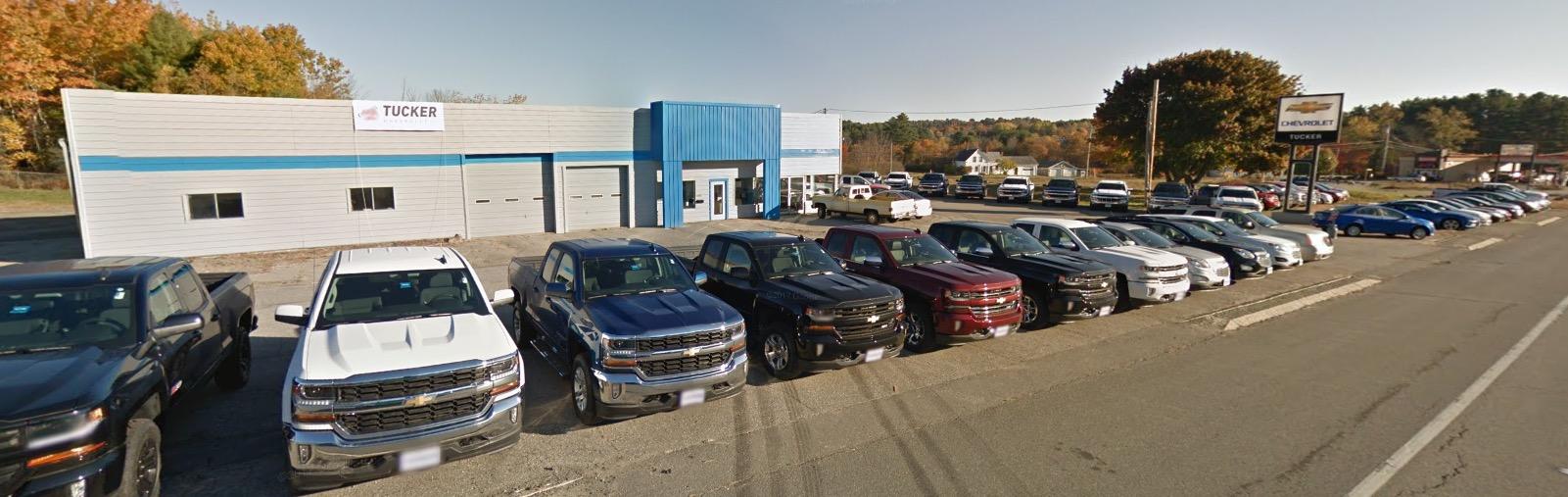 Tucker Chevrolet Maine