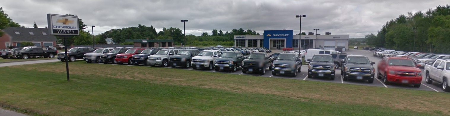 About Varney Chevrolet in Pittsfield ME