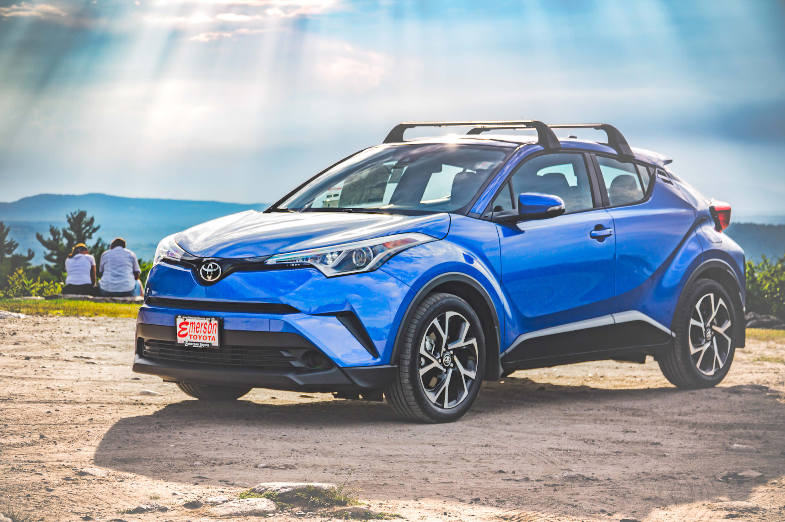 2018 Toyota C-HR Maine