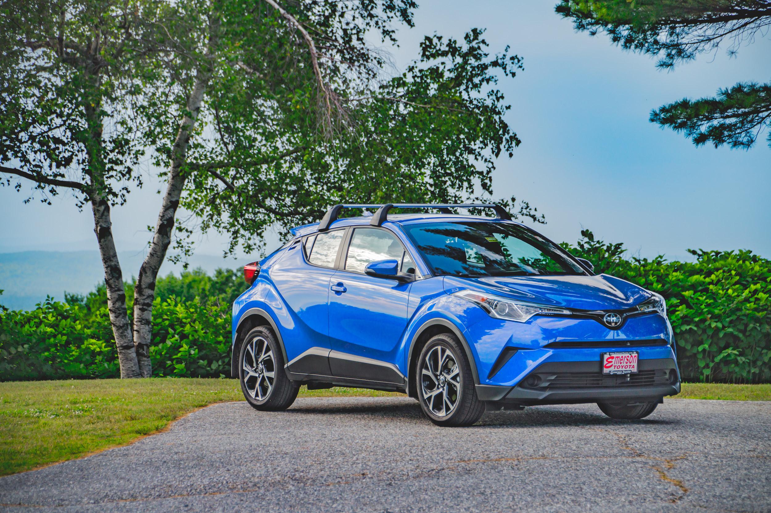 2018 Toyota C-HR maine